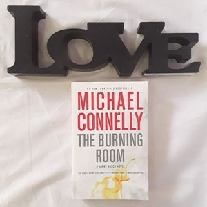 Other - Michael Connelly The Burning Room